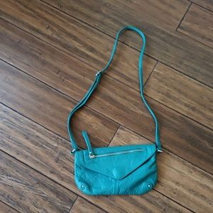 Green Crossbody purse